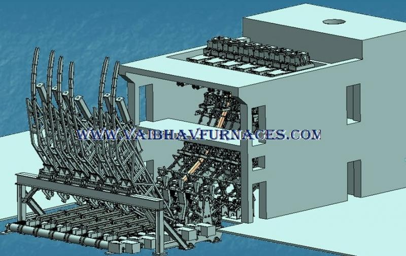 Dummy Bar For Casting Machine