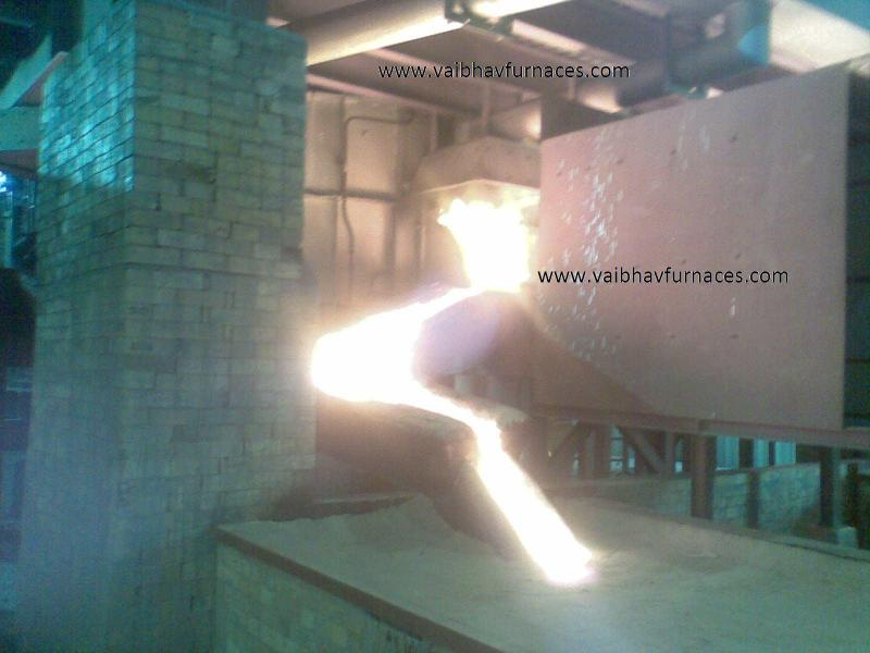 Tapping Of Ferro Silicon